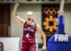 Pirmais starpfinišs: vai U18 meitenes izcīnīs piekto uzvaru Sarajevā?