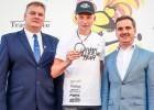 Niks Saulītis dzimtajā Madonā izcīna Latvijai pirmo medaļu PČ rollerslēpošanā