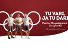 """""""Olimpiskā diena"""" pulcēs rekordlielu dalībnieku skaitu visā Latvijā"""