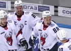 """Ozoliņa """"Torpedo"""" pārspēj karsto """"Vityaz"""", latviešu """"Spartak"""" zaudējums Čerepovecā"""