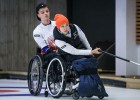 Latvijas ratiņkērlinga izlase startēs turnīrā Šveicē