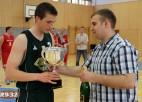 """Foto: TBL bronzas medaļas izcīna BK """"Dolāri"""" basketbolisti"""