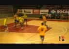 "Video: Kuzminu ""Grupo Pinta Torrelavega"" izcīna uzvaru"