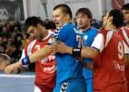 """Arī """"Dinamo"""" sāk ar uzvaru"""