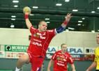 Glušaks velk spēli EHF kausa izcīņā