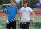 """""""Australian Open"""" gatavojas arī Kazijevs un Lībietis"""
