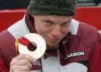 Kamaniņu sports, skeletons un bobslejs - Latvijas olimpiskās medaļas
