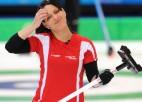 Sieviešu kērlinga turnīrā pēdējā kārtā bez pārsteigumiem