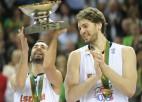 Campeones! Spānija atkārtoti izcīna Eiropas zeltu