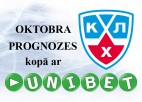 KHL prognožu čempions oktobrī - <b>divi9</b>