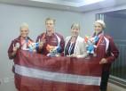 Pasaules universiādē Latvija finišē spēcīgi, medaļu ieskaitē triumfē mājinieki
