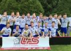 """Prestižākā ZU-18 vecuma grupa noslēdzas ar """"CPSS/Lekrings"""" triumfu"""