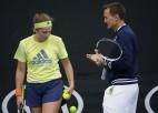 """Azarts un jaunība pret pieredzi: Ostapenko sāks """"Australian Open"""""""