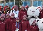 Bez NHL, skandālu ēnā: Phjončhanā sākas 23. ziemas spēles