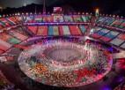 Phjončhanas olimpiskās spēles ir noslēgušās