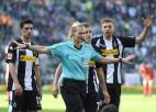 """Menhengladbahas """"Borussia"""" atvainojas Bundeslīgas tiesnesei par līdzjutēju uzvedību"""