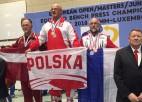 Jānis Lasmanis izcīnījis medaļu EČ svaru stieņa spiešanā guļus ar ekipējumu