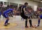 Sportacentrs.com TV: telpu futbols pie pilnām tribīnēm un prestižas šautriņu mešanas sacensības