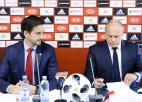 Latvijas izlase FIFA rangā apsteidz Lietuvu, bet palaiž priekšā Kosovu