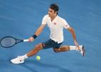 Federeram mačs pret Cicipu, Nadals tiksies ar Berdihu