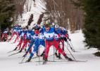 Skandināvijas kauss distanču slēpošanā Madonā ar pasaules elites slēpotājiem