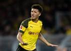 """Holanns un Sančo atkal gūst vārtus, """"Borussia"""" grauj """"Eintracht"""""""