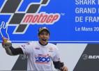 """Markess atkal uzvar un nostiprinās """"MotoGP"""" kopvērtējuma vadībā"""