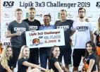"""""""Ventspils Ghetto"""" 3x3 basketbolisti aizcīnās līdz """"Challenger"""" turnīra pusfinālam"""