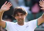 """""""Australian Open"""" finālā spēlējušais Bagdatis Vimbldonā beidz karjeru"""