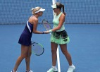 """Ostapenko zaudējums """"US Open"""" dubultspēļu ceturtdaļfinālā"""