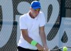 """Ozoliņam Austrālijā pirmais """"Grand Slam"""" ceturtdaļfināls"""