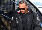"""Hamiltons: """"Man neinteresē spēles un arī komandas simulatorā braucu reti"""""""