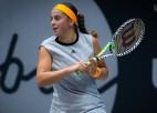 Ostapenko Luksemburgas turnīra debija pret Gofas pārinieci Maknalliju