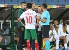 """Pēc rasisma skandāla policija arestē četrus bulgārus, """"Lazio"""" jāaizvada spēle pie tukšām tribīnēm"""