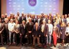 Ar Latvijas delegācijas klātbūtni aizvadīts piektais FIA sporta reģionālais kongress