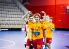 """FS """"Masters"""" gatavi cīņai par uzvaru Čehijā"""