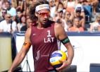"""Samoilovs: """"Iespējams, šis ir mans pēdējais gads pludmales volejbolā"""""""