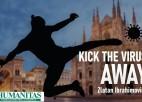 Ibrahīmovičs cīņai pret koronavīrusu ziedo 100 tūkstošus eiro Itālijas slimnīcām