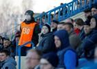 Baltkrievijas futbolā apturēti jauniešu turnīri, augstākā līga turpina darbību