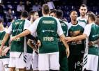"""""""Panathinaikos"""" basketbola klubu izliek pārdošanā, prasītā cena - 25 miljoni eiro"""