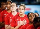 Nauda vai veselība? Ārstiem dažādi viedokļi par WNBA MVP situāciju