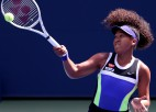 "Osaka trešajā setā salauž ""US Open"" debitanti Kostjuku"