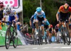 Neilands un Skujiņš demonstrē jaudīgu sniegumu ''La Flèche Wallonne'' klasikā