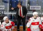 """Znaroka un Vītoliņa """"Spartak"""" vēlreiz apspēlē Daugaviņa """"Vityaz"""""""