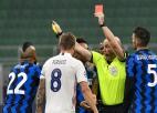 """Vidalam sarkanā, """"Real"""" ļoti svarīga uzvara pret """"Inter"""""""
