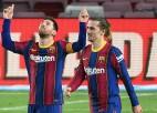 """Čempionu līga atgriežas ar saldo ēdienu: """"Barcelona"""" un Mesi pret PSG un Mbapē"""