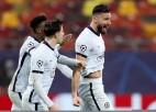 """Žirū ar akrobātisku sitienu izrauj """"Chelsea"""" uzvaru Bukarestē pret """"Atletico"""""""