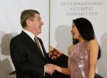 Tiesa atceļ vijolnieces Vanesas Mejas četru gadu diskvalifikāciju slēpošanā