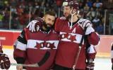 Foto: Masaļskis emocionāli atvadās no Latvijas izlases
