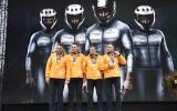 Foto: Melbārdis, Dreiškens un pārējie saņem Soču olimpiskās zelta medaļas